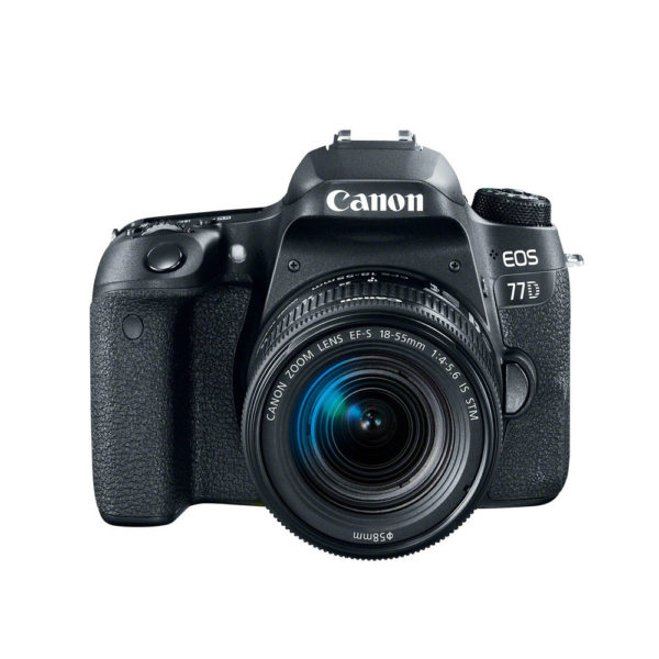 Canon EOS 77D DSLR Camera with 18-55mm Lens mega kosovo prishtina prisitina