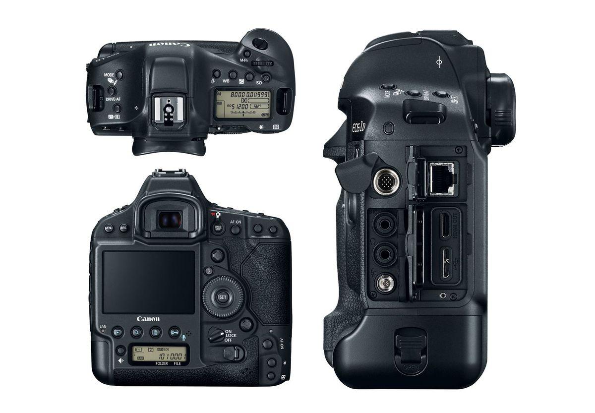 Canon Eos 1d X Mark Ii Dslr Camera Body Only Mega Electronics 760d Wifi 21