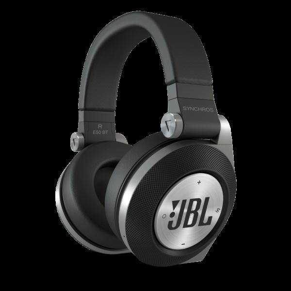 JBL E50BT Black 3