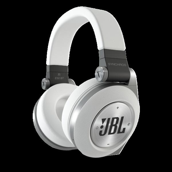 JBL E50BT White 2