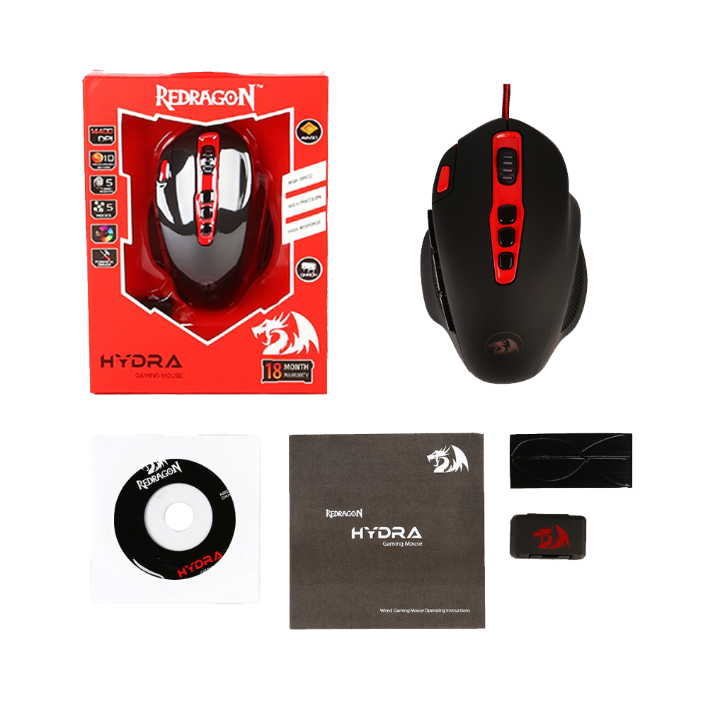 Redragon Hydra M805 Gaming Mouse