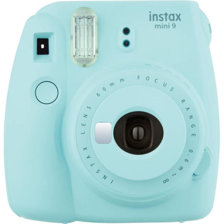 fujifilm instax mini 9 ice blue 1