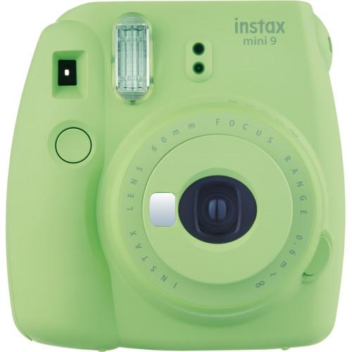 fujifilm instax mini 9 lime green 1