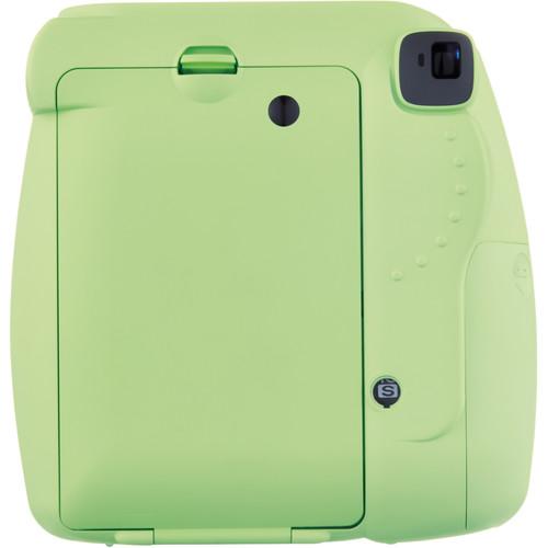 fujifilm instax mini 9 lime green 4