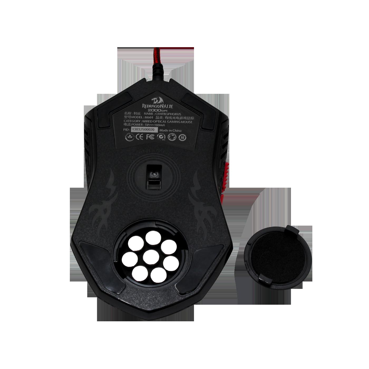 Redragon Centrophorus M601 Gaming Mouse Mega Electronics
