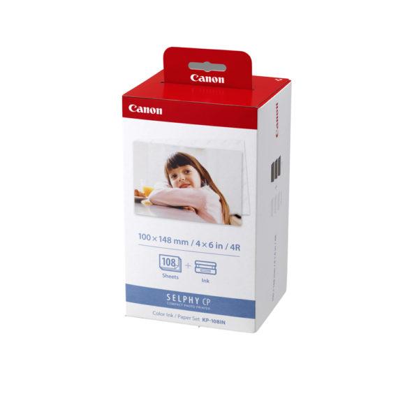 Canon KP-108IN Color Ink And Paper Set mega kosovo prishtina