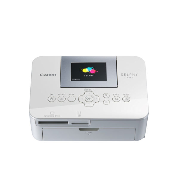 Canon Selphy CP1000 Photo Printer kosovo prishtina mega skopje