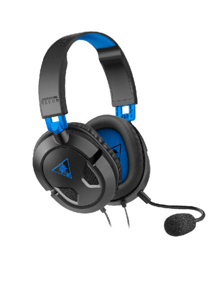 PS4 Gaming Headset TurtelU Beach Recon 50P