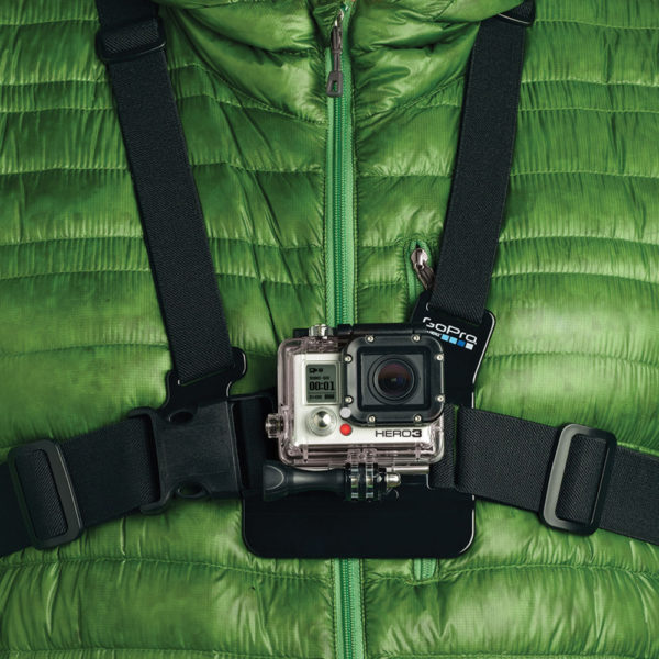 gopro chest mount harness 4