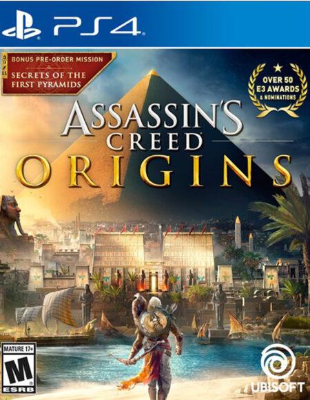 ps4 Assassin's Creed Origins prishtine kosovo skopje pallati mega