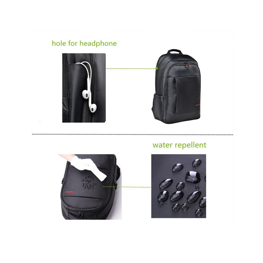 "55ac1188efff Tigernu T B3142 Backpack for Notebook 17"" Black mega kosovo prishtine"
