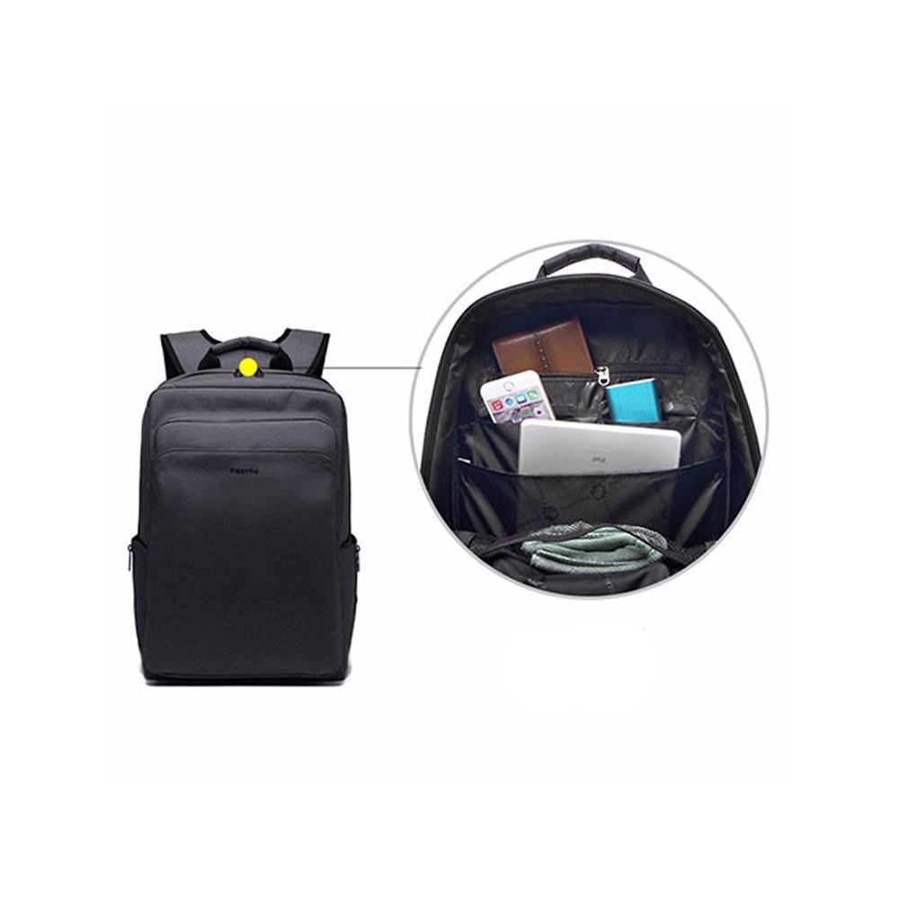 "96dfaee217c8 Tigernu T B3175G Backpack for Notebook 17"" Grey mega kosovo prishtina"
