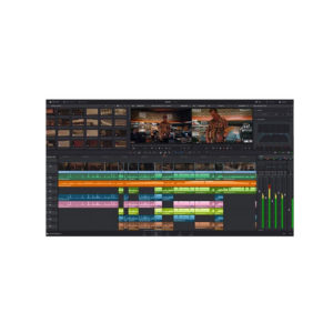 Blackmagic Design DaVinci Resolve Studio (Activation Card) mega kosovo pristina skopje