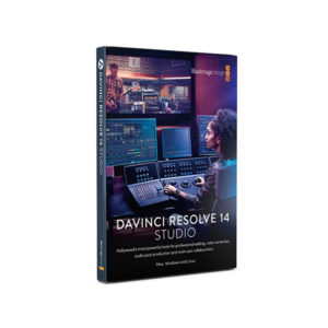 Blackmagic Design DaVinci Resolve Studio (Dongle) mega kosovo