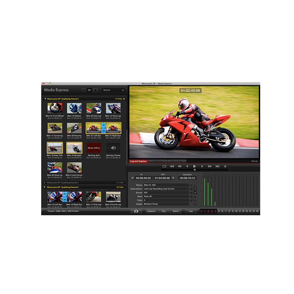 Blackmagic Design Decklink 8k Pro Cinema Capture Card Bdlkhcpro8k12g Mega Electronics