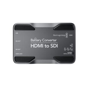 Blackmagic Design HDMI to SDI Battery Converter mega kosovo pristina prishtina