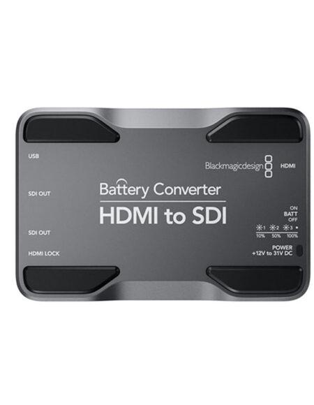 Blackmagic Design HDMI to SDI Battery Converter mega kosovo pristina prishtina