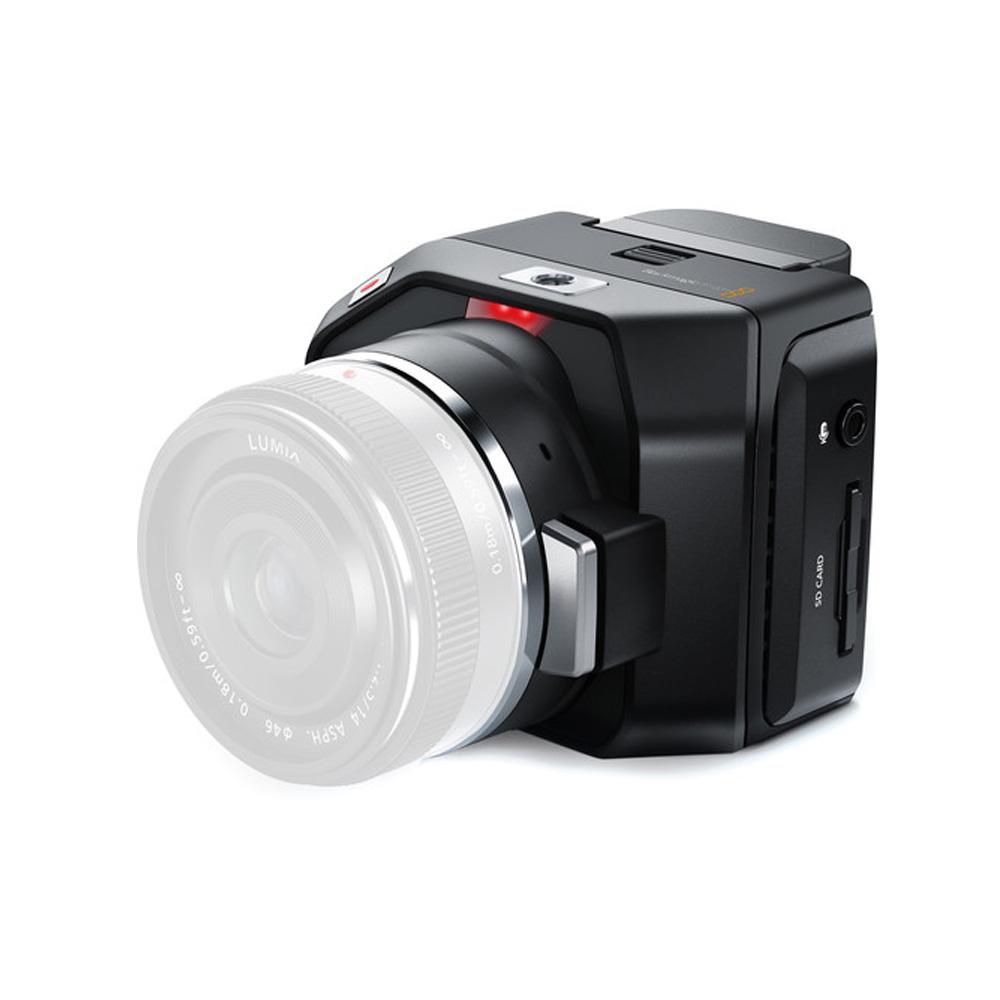 Blackmagic Design Micro Cinema Camera Mfr Cinecammichdmft Mega Electronics