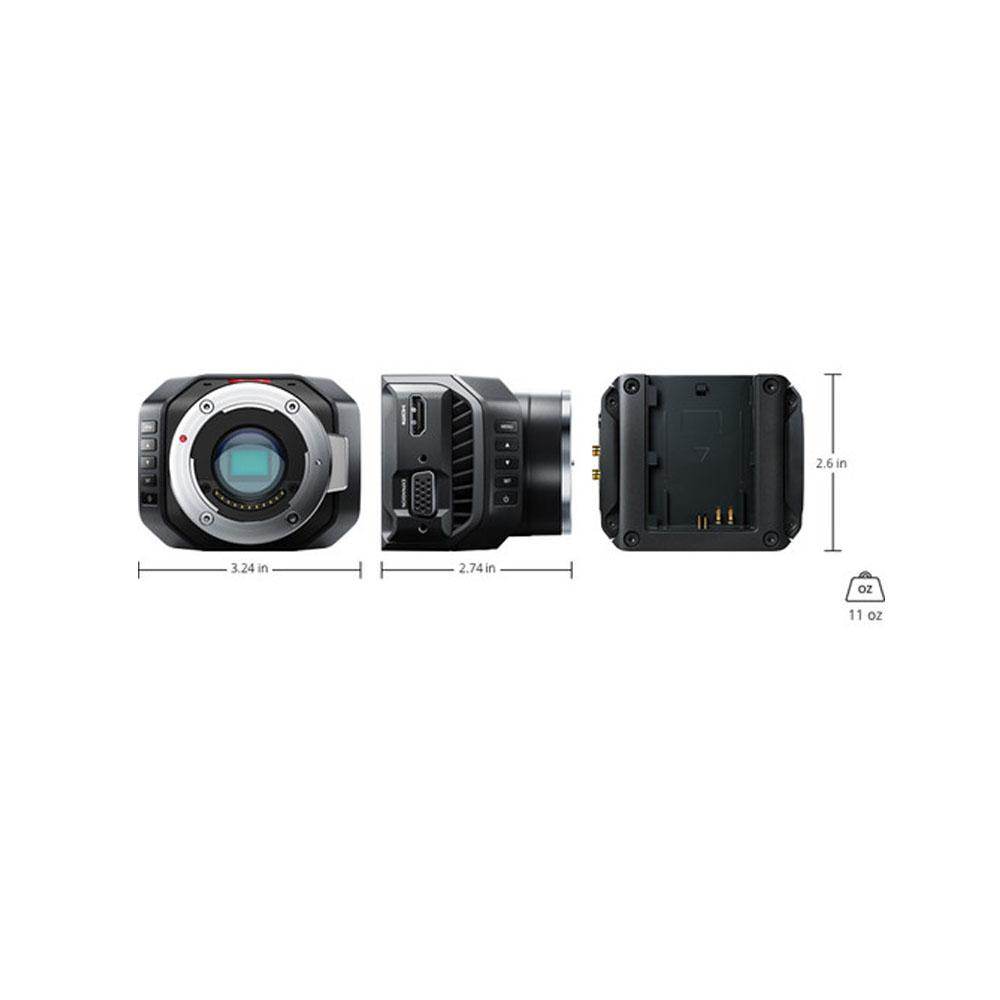 Blackmagic Design Micro Studio Camera 4K CINSTUDMFT/UHD/MR – MEGA ...