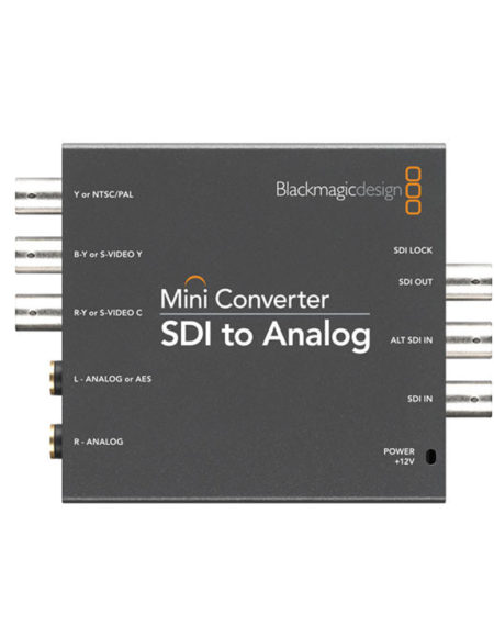 Blackmagic Design Mini Converter SDI to Analog mega kosovo pristina