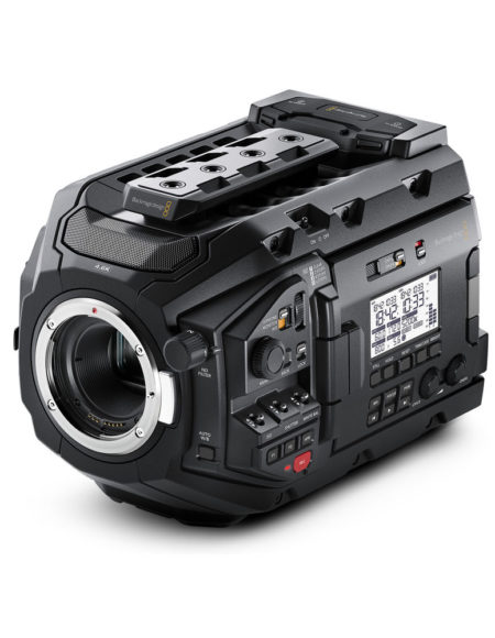 Blackmagic Design URSA Mini Pro 4.6K Digital Cinema Camera (URSA Loyalty Upgrade Pricing) mega kosovo pristina prishtina