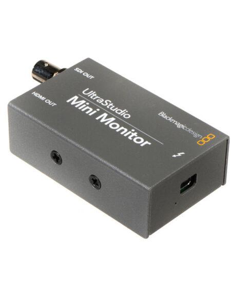 Blackmagic Design UltraStudio Mini Monitor Playback Device mega kosovo pristina