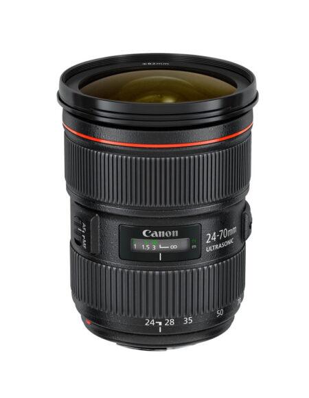 Canon Lens EF 24-70mm f 2.8L II USM mega kosovo pristina prishtina