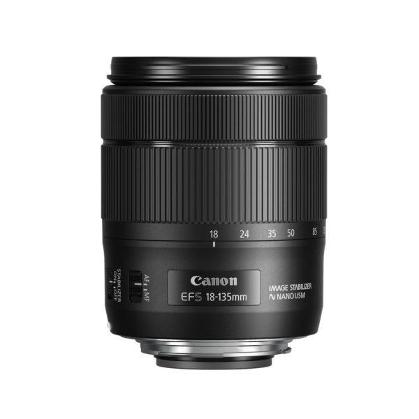 Canon Lens EF-S 18-135mm f 3.5-5.6 IS USM 1