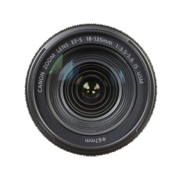 Canon Lens EF-S 18-135mm f 3.5-5.6 IS USM mega kosovo pristina prishtina