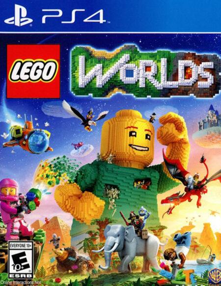 PS4 lego worlds mega kosovo pristina prishtina