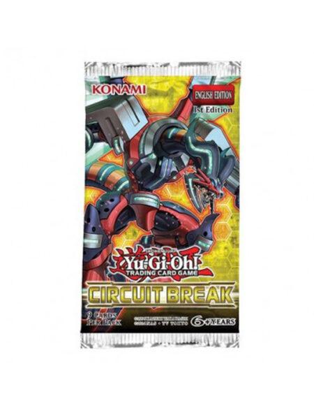 Yu Gi Oh Card Circuit Break Blister 1st Edition mega kosovo pristina prishtina