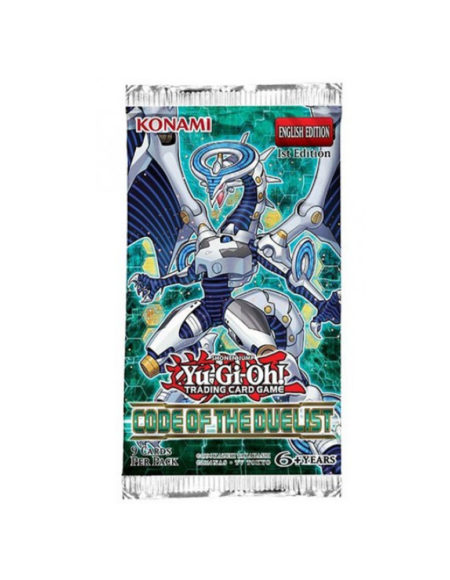 Yu Gi Oh Card Code of the Duelist Booster Box mega kosovo pristina prishtina