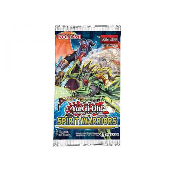 Yu Gi Oh Card Spirit Warriors Blister 1st Edition mega kosovo prishtina pristina