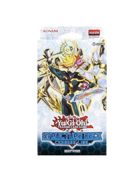 Yu Gi Oh Crad Str.Deck Cyberse Link 1st Edition mega kosovo pristina prishtina