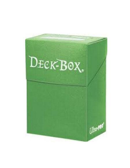 Yu Gi Oh Deck Box Green 75Pcs mega kosovo pristina prishtina