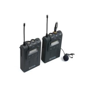 Boya BY-WM6 UHF Wireless Microphone System mega kosovo pristina prishtina