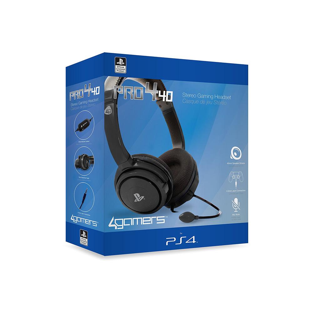 PS4 Gaming Headset Pro440 – MEGA Electronics