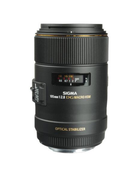 Sigma 105mm F/2.8 EX DG OS HSM Macro Lens for Canon mega kosovo prishtina pristina