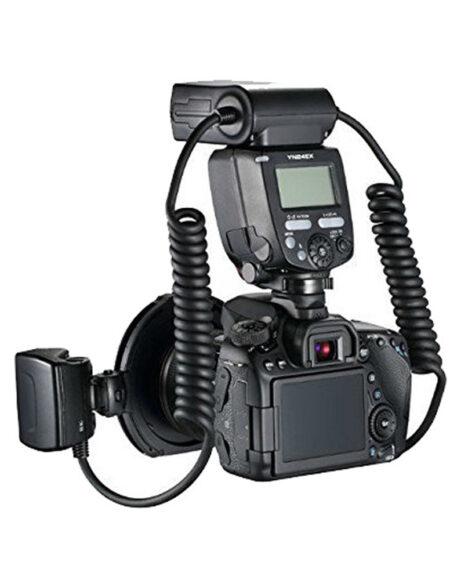 Yongnuo YN 24EX TTL Macro Flash for Canon Cameras mega kosovo pristina prishtina