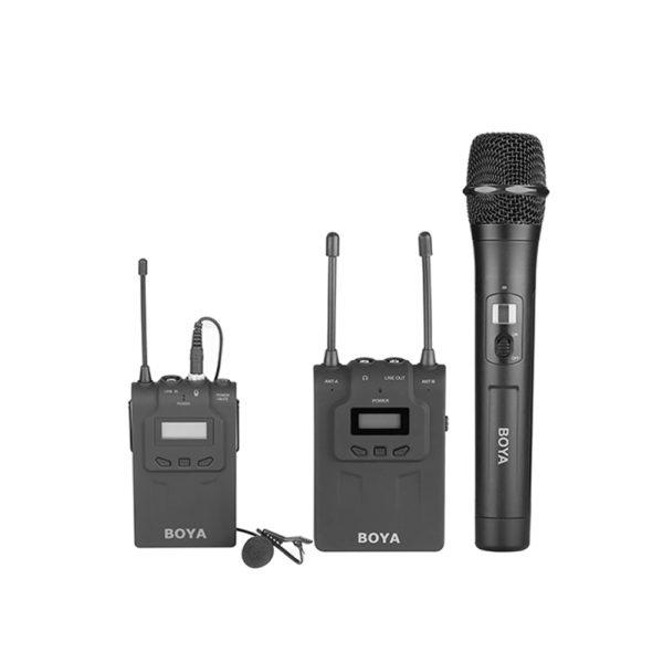 Boya BY-WHM8 UHF Wireless Handheld Transmitter mega kosovo pristina prishtina