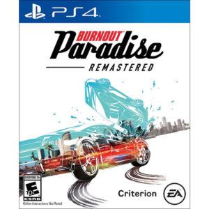 PS4 Burnout Paradise Remastered mega kosovo prishtina pristina skopje
