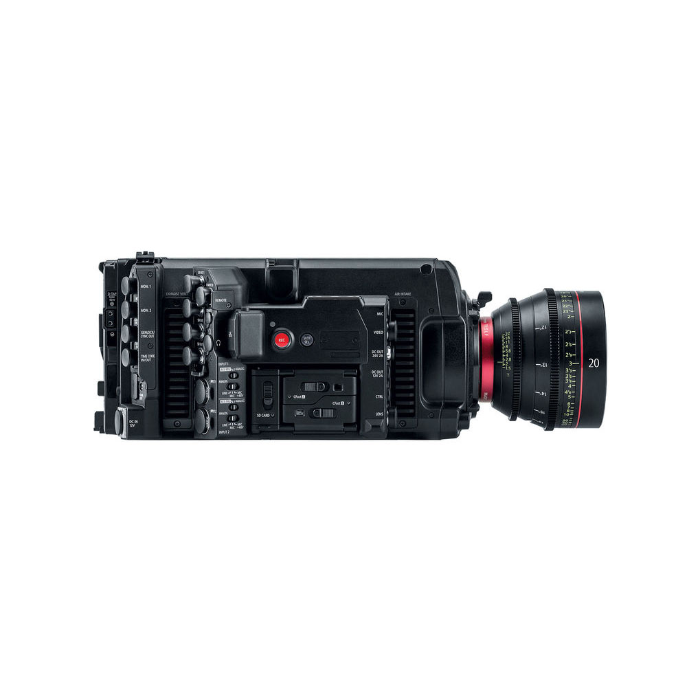 Canon Cinema Camera EOS C700 Full Frame – MEGA Electronics