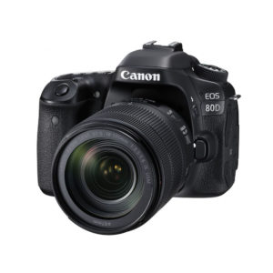 Canon EOS 80D DSLR Camera with 18-135mm Lens mega kosovo prishtina pristina