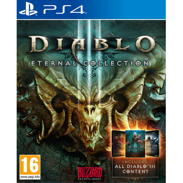 PS4 Diablo 3 Eternal Collection mega kosovo prishtina pristina