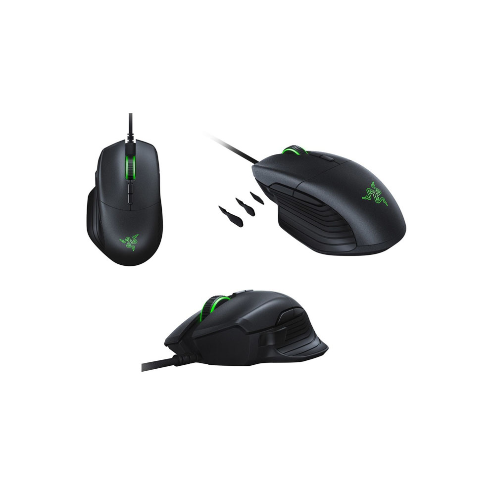Razer Basilisk Multicolor FPS Gaming Mouse