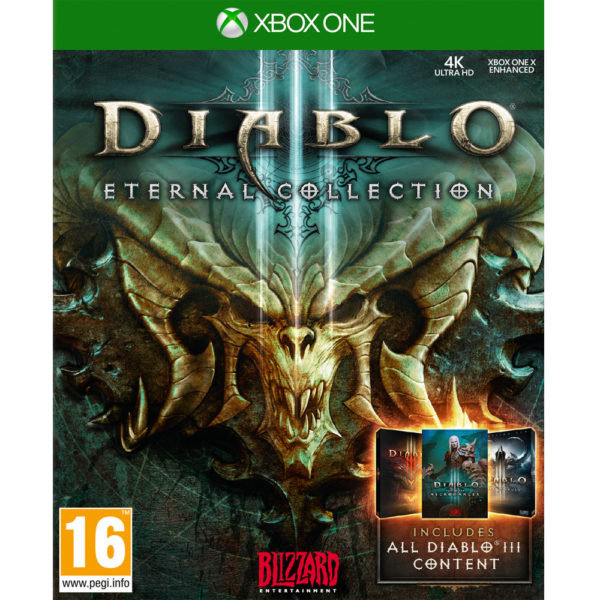 Xbox One Diablo 3 Eternal Collection mega kosovo prishtina pristina