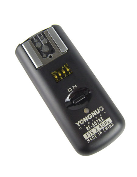 Yongnuo RF 602RX Wireless Flash Receiver mega kosovo prishtina pristina