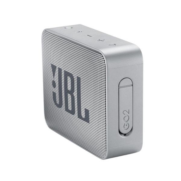 JBL GO 2 Portable Wireless Speaker Grey mega kosovo prishtina pristina