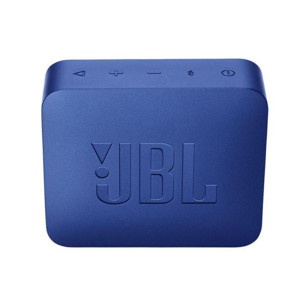 JBL Go 2 Waterproof Portable Bluetooth Speaker Blue mega kosovo prishtina pristina