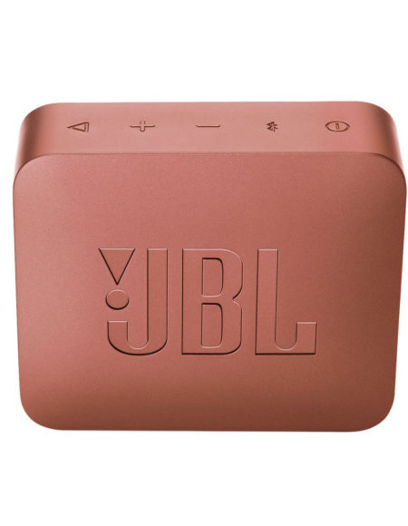 JBL Go 2 Waterproof Portable Bluetooth Speaker Cinnamon mega kosovo prishtina pristina